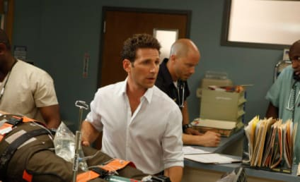 "Royal Pains Review: ""Spasticity"""