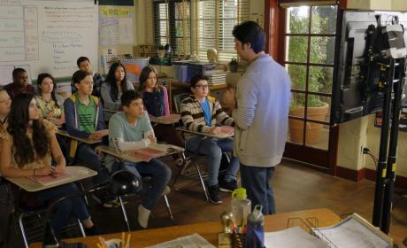 """The Fosters Photo Preview from """"Sex Ed"""""""