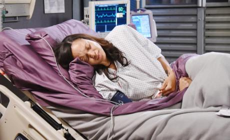Lani Suffers Through Withdrawal Symptoms - Days of Our Lives