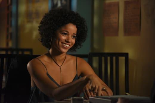 Maia's Smile - Shadowhunters Season 2 Episode 7