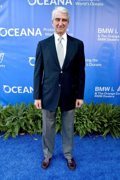 Sam Waterson Attends Event