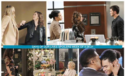 Days of Our Lives Spoilers Week of 4-26-21: Will Gwen Lose Her Baby?