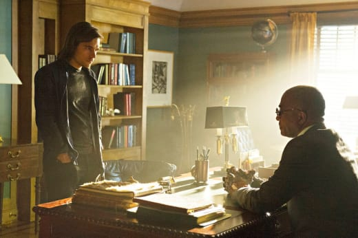 Becoming Distracting - The Magicians