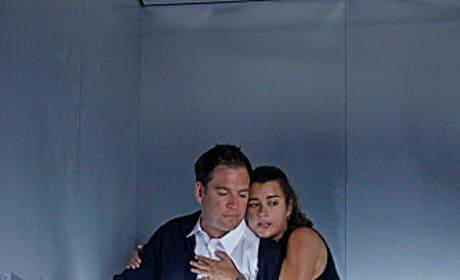 Ziva and Tony Photo
