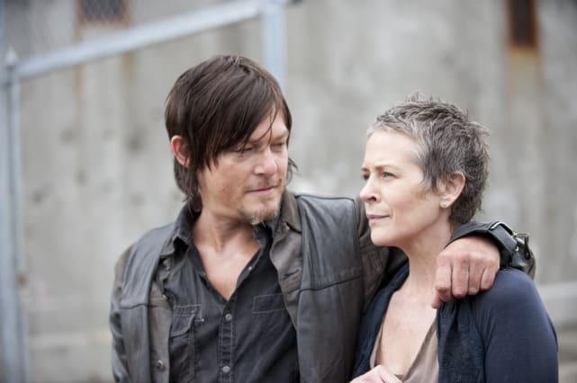 Carol and Daryl - The Walking Dead