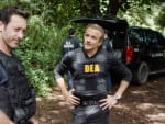 Working With the DEA - Hawaii Five-0
