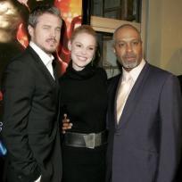 Katherine, Eric, James