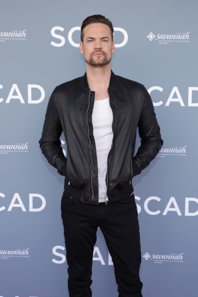 Shane West Attends Film Festival