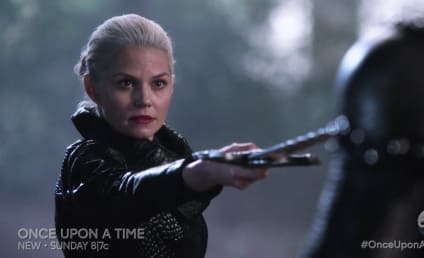 Once Upon a Time Clip: Emma to the Rescue!