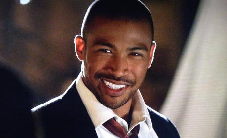 Charles Michael Davis as Marcel Gerard -- The Originals