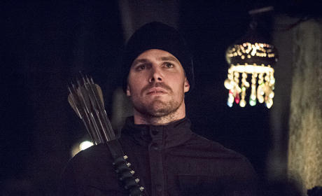 Ready! - Arrow Season 3 Episode 15