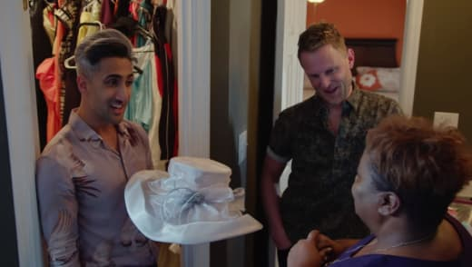 Miss Patty's Hat - Queer Eye Season 2 Episode 1