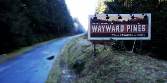 Wayward Pines, Idaho - Wayward Pines