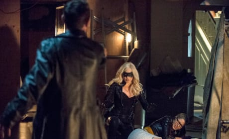 Canary to Felicity's Rescue
