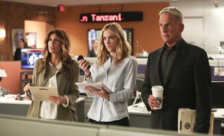 Time for Coffee - NCIS