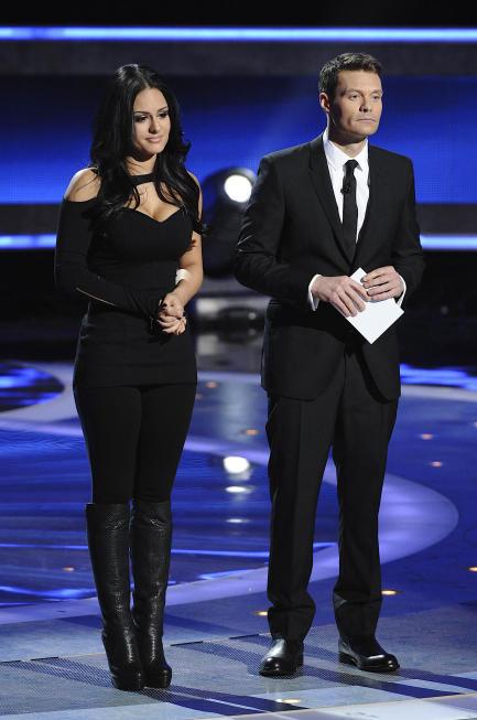 Pia Toscano on American Idol
