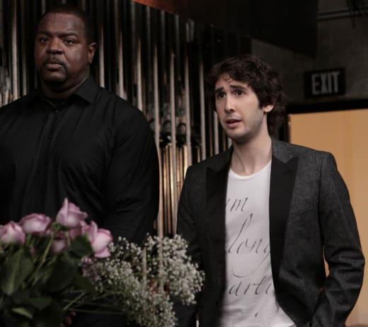 Glee Guest Star