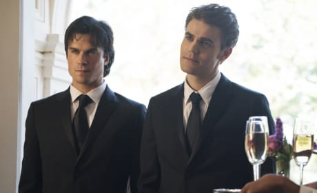 Isn't She Lovely - The Vampire Diaries Season 8 Episode 9