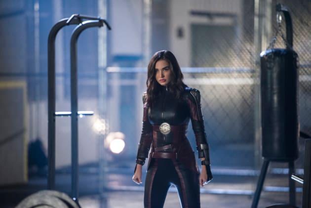 Angry Imra - Supergirl Season 3 Episode 10
