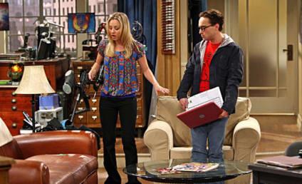 """The Big Bang Theory Pics: """"The Cushion Saturation"""""""