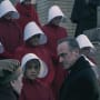 Commander Winslow Is Not Pleased - The Handmaid's Tale Season 3 Episode 10