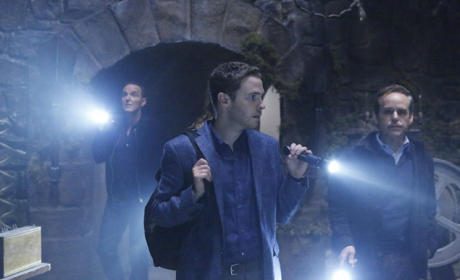 Asgardian Assistance - Agents of S.H.I.E.L.D. Season 3 Episode 2