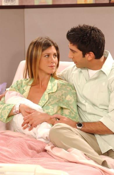 Ross and Rachel - Friends