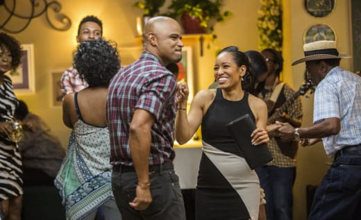 Remy and Charley - Queen Sugar Season 1 Episode 11