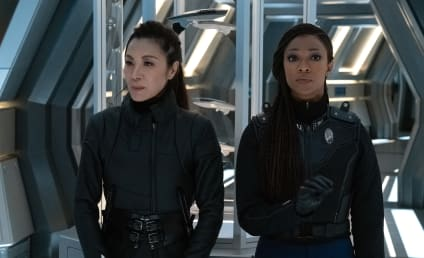 Star Trek: Discovery Season 3 Episode 9 Review: Terra Firma, Part 1