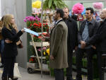 Covert Affairs Season Finale Scene