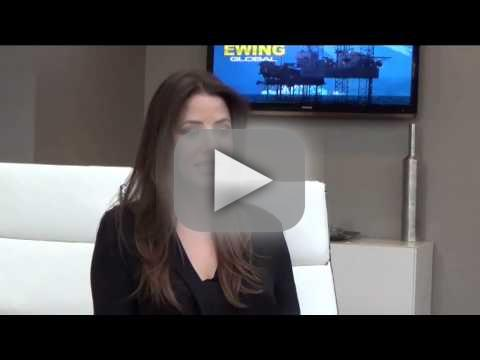 Julie Gonzalo Set Interview