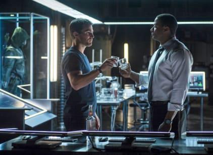 Watch Arrow Season 2 Episode 5 Online