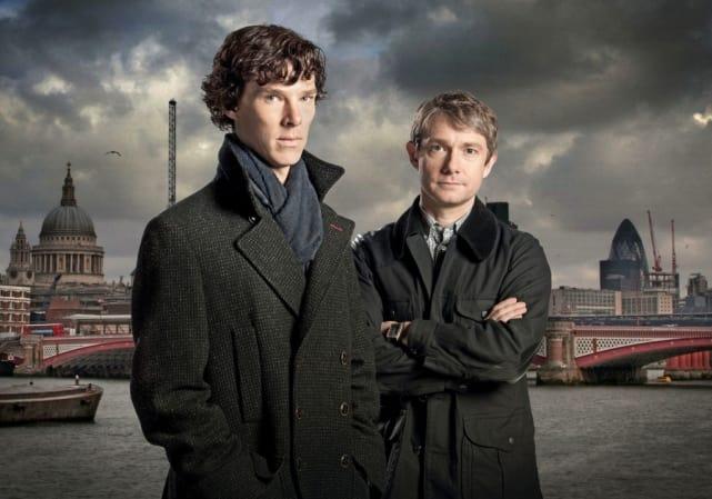 Sherlock - 9.3