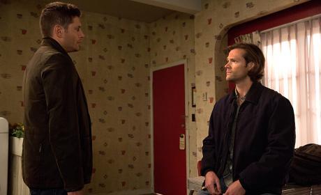 We need to talk - Supernatural Season 11 Episode 13