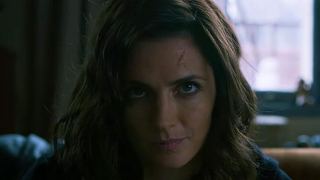 Stana Katic Returns as Emily Byrne - Absentia