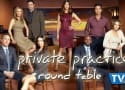 "Private Practice Round Table: ""Aftershock"""