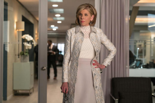Flawless Diane - The Good Fight Season 1 Episode 6