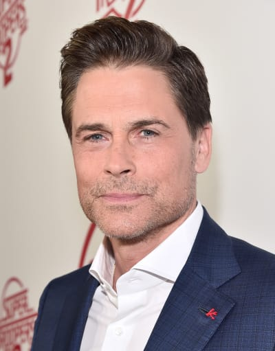 Rob Lowe Attends Premiere
