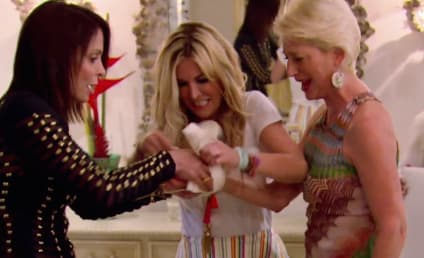 Watch The Real Housewives of New York City Online: Season 9 Episode 18
