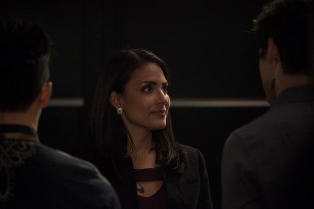 Maryse Lightwood Returns - Shadowhunters Season 3 Episode 3