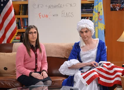 Watch The Big Bang Theory Season 8 Episode 10 Online