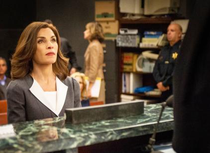 Watch The Good Wife Season 6 Episode 1 Online