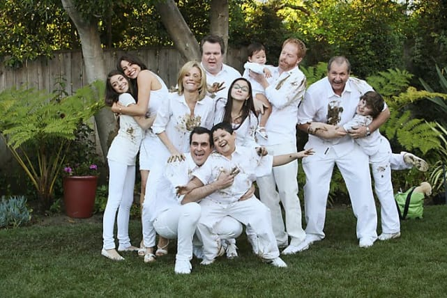 The Pritchetts and the Dunphys - Modern Family