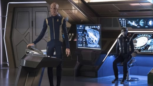 Bridge Crew - Star Trek: Discovery Season 1 Episode 7