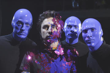 J.D. and the Blue Man Group