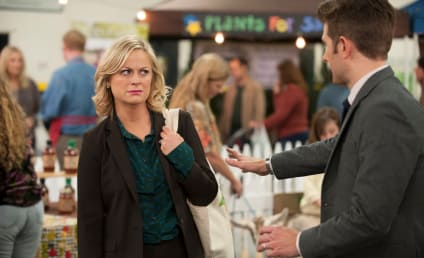 Parks and Recreation Review: Please Romaine Calm