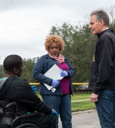 After the Shooting  - NCIS: New Orleans Season 5 Episode 18