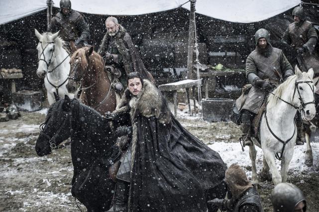 Bye, Winterfell! - Game of Thrones Season 7 Episode 2