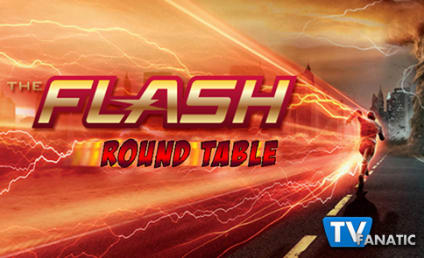 The Flash Round Table: Who Is Harrison Wells?
