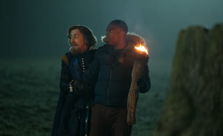 Ryan and the King - Doctor Who Season 11 Episode 8